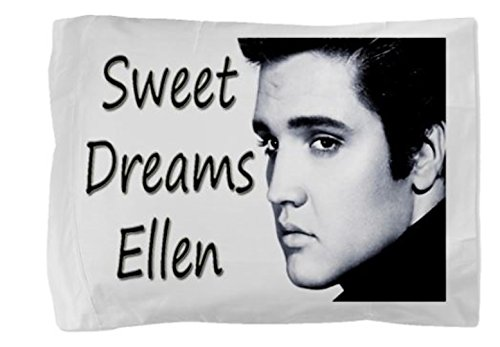 Elvis Presley The King Personalized Pillowcase Pillow Case Christmas Gift Ladies