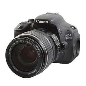 Canon EOS 600D + 17-85 IS Objektiv