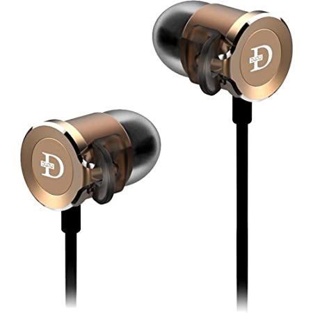Dunu DN-2000 Audiophile Dynamic Balanced Armature Hybrid IEM Earphones with Pioneering Hybrid Technology