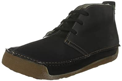 El Naturalista Men's N243 Black Lace Up 7 UK
