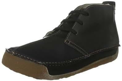 El Naturalista Men's N243 Black Lace Up 7 UK