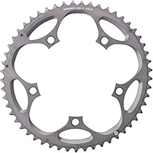 CHAINRING 53T Shimano FC6600 Double Road Replacement Chainring - Y1G398040