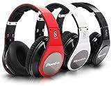Bluedio R Super Hifi Bluetooth Headphone Built in Mp3 Player Black