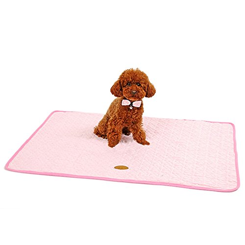 Multiuse Seat Summer Pet Cooling Pad Mat Small Big Dog Cat Puppy Crate Cage Kennel Cool Sleeping Bed House Soft