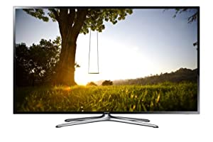Samsung UE32F6470 80 cm (32 Zoll) 3D-LED-Backlight-Fernseher (Full HD, 200Hz CMR, DVB-T/C/S2, CI+, WLAN, Smart TV, HbbTV, Sprachsteuerung) schwarz