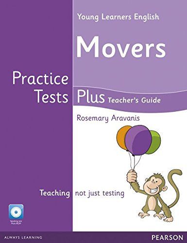 Young Learners English Movers Practice Tests Plus Teacher's Book with Multi-ROM Pack
