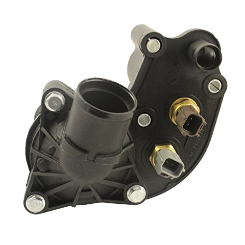 New Thermostat Housing With Sensors For Ford Explorer Mountaineer 4.0L V6 97-01 (Thermostat Housing Ford Explorer compare prices)