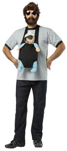 The Hangover Alan Costume - One Size - Chest Size 42-48 (The Hangover Costume)