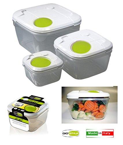DUAL BOX FRIGO KIT DE 3 PIECES-C/CLAPET MICRO-ONDES