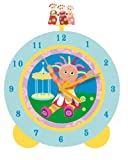 Wesco In The Night Garden Musical Light Up Topper Alarm Clock