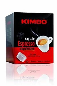 Find Kimbo Capsules Espresso Neapolitan - Kimbo