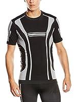 HYRA Camiseta Manga Corta (Negro / Antracita)