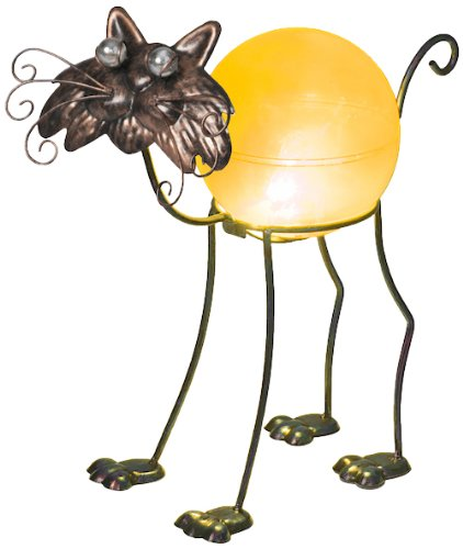 Transcontinental-Group-Garden-Cat-Ornament-with-Solar-Powered-LED