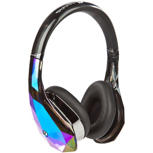 Monster Diamond Tear Edge Headphones (Black)