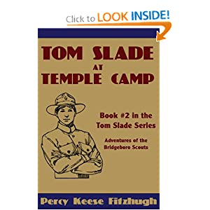 Amazon.it: Tom Slade at Temple Camp.