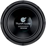 41mGZVrPL6L. SL160  Planet Audio TQ150DVC 15 Inch Poly Injection Cone 4 OHM Dual Voice Coils DVC Subwoofer (Black)