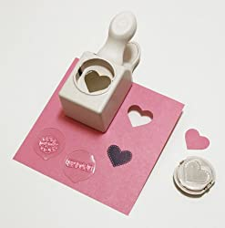 Martha Stewart Crafts Stamp And Punch Love Letters