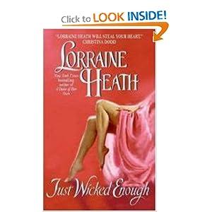 Just Wicked Enough - Lorraine Heath