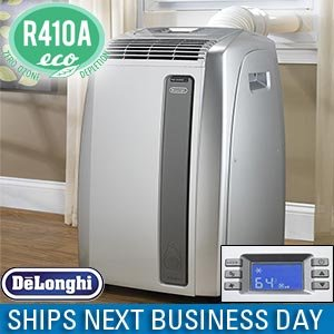 Delonghi Portable Air Conditioner 14000 BTU (500 sq ft)