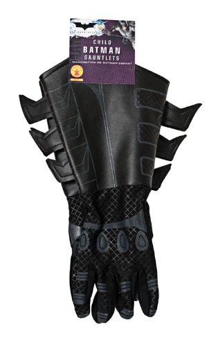Batman The Dark Knight Child Gauntlet Gloves for Batman