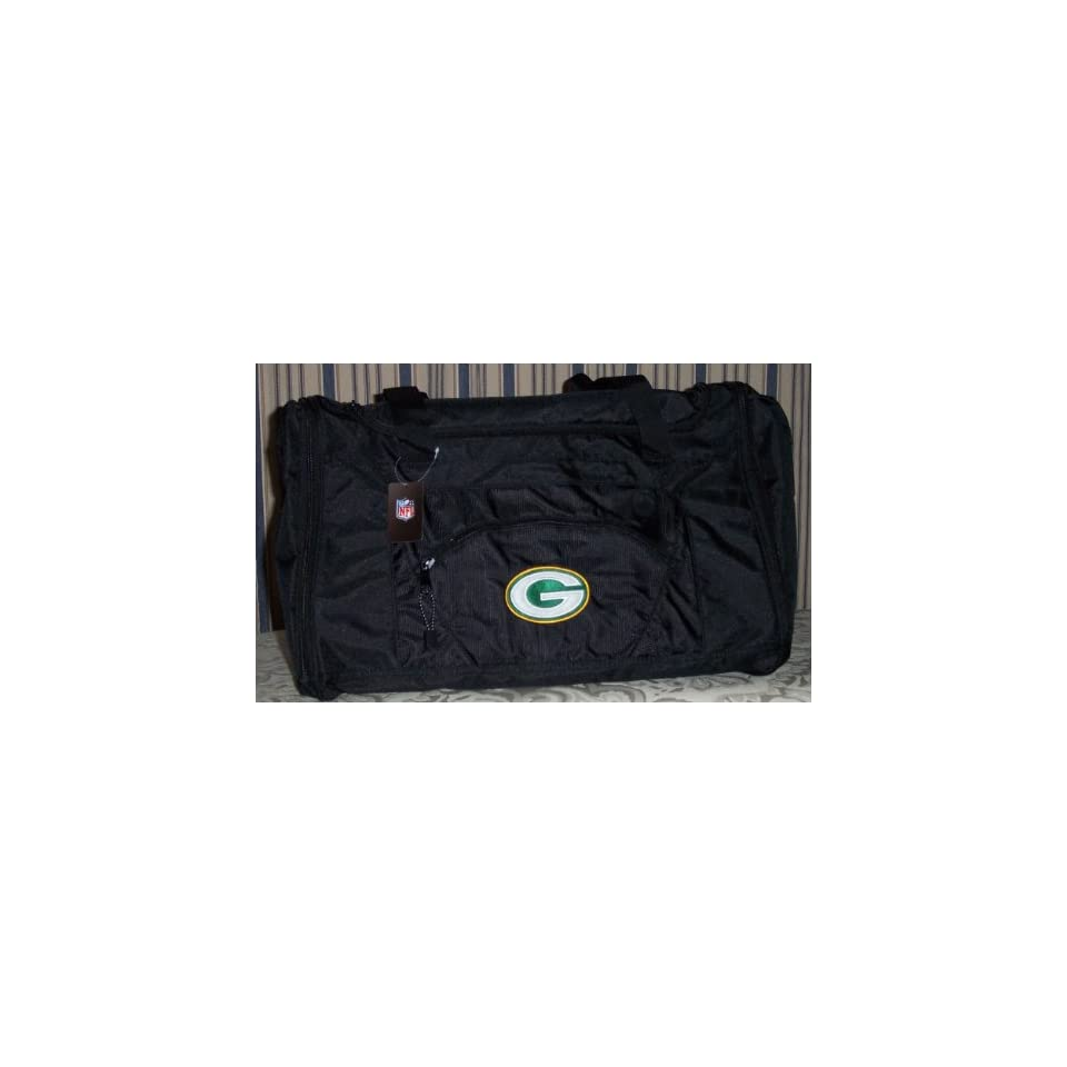cf4f2ed0fc24 NFL GREEN BAY PACKERS Logo Travel Gym