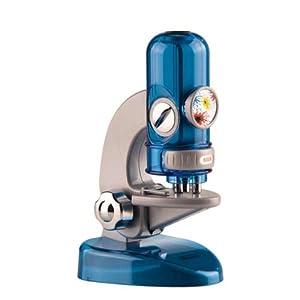 K2M 77240 Jeu Éducatif et Scientifique Microscope Enfant
