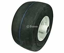 Toro Replacement Solid Tire Assembly - Replaces 633971 / 644251