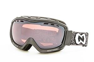 Native Eyewear Kicker Polarized Goggle (Chrome Reflex, Charcoal)