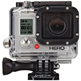 GoPro HERO3: White Edition - (197'/ 60m Waterproof Housing)