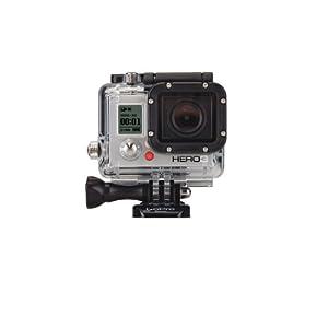 GoPro Kamera & Zubehör Hero3 White Edition, schwarz, 3660-015