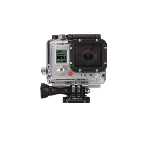 GoPro-HERO3-White-Edition-197-60m-Waterproof-Housing