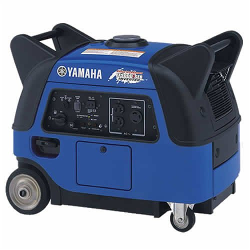 Contents contributed and discussions participated by eric for Yamaha inverter generator 4500