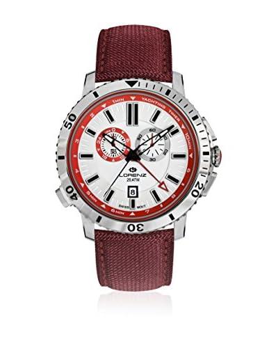 Lorenz Reloj de cuarzo 26892CC Rojo 43 mm