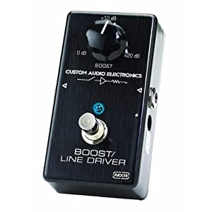 Nice deal on the Jim Dunlop MC401 MXR Boost / Line Driver
