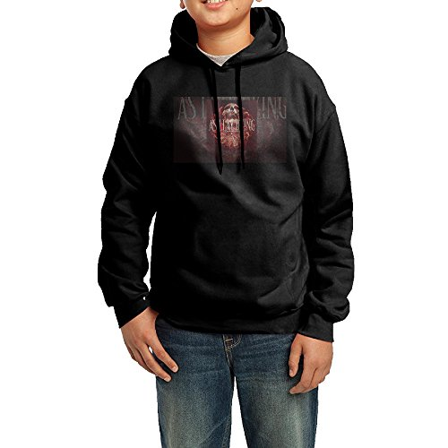 As I Lay Dying The Powerless Rise Teenager Sweatshirt
