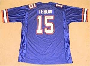 Tim Tebow Autographed Jersey - #15 Nike Holo - Autographed College Jerseys