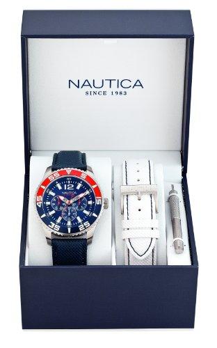 nautica-herren-armbanduhr-xl-analog-quarz-leder-a14669g