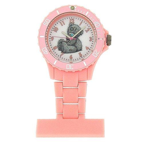 Me To You Tatty Teddy Pink Nurses Fob Watch MTYG12B