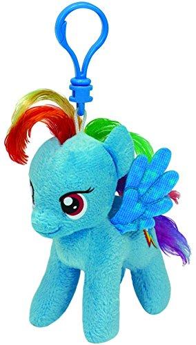Ty My Little Pony Rainbow Dash Portachiavi