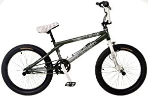 Mongoose Angle Boy's Freestyle Bike (20-Inch Wheels)