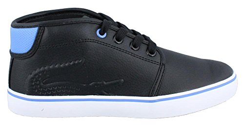 Boy's Lacoste, Ampthill 116 1 SPI Lace up Shoe BLACK 1.5 M
