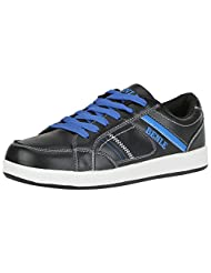 ADK Black & Blue Casual Shoes For Men