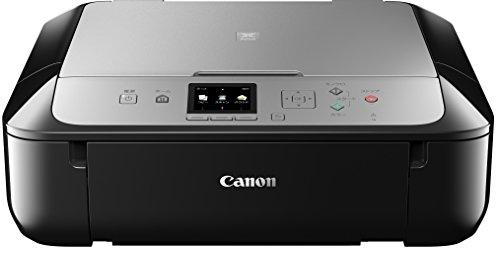 Canon キヤノン インクジェット複合機 PIXUSMG5730BS ブラックシルバー