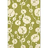 Amy Butler Georgia Wool Rug - Green