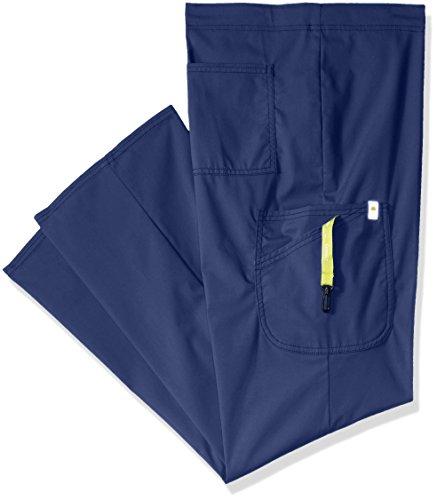 Code Happy Men's Drawstring Cargo Pant,Navy,Medium/Short (Men Plus Pants compare prices)