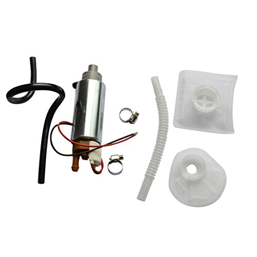 CUSTOM Brand New Electric Fuel Pump With Installation Kitation Kit Fit Chrysler Dodge E7086M (Fuel Pump 2000 Dodge Durango compare prices)