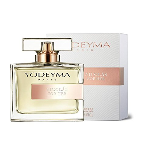 Profumo Donna Yodeyma NICOLAS FOR HER Eau de Parfum 100 ml (Narciso Rodriguez For Her)