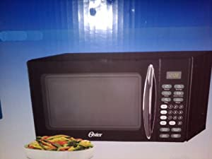 Oster Am730b 07-cubic Feet Countertop Microwave Oven 700-watt Black from DPI-Kitchen