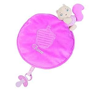 Amazon.com: Chicco Gioco Copertina Soft Cuddles Rosa: Toys & Games