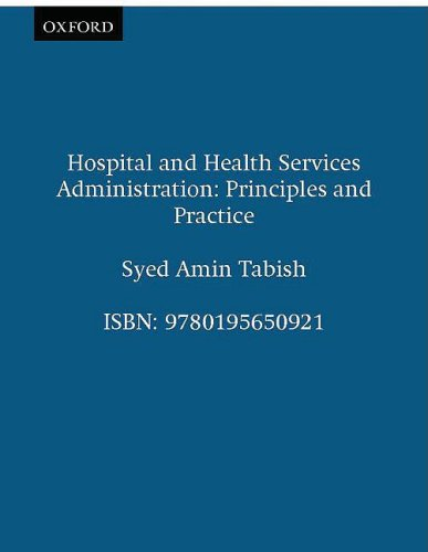principles of hospital administration Principles of hospital administration and planning principles of hospital administration and planning second edition bm sakharkar mbbs, mha, friphh.